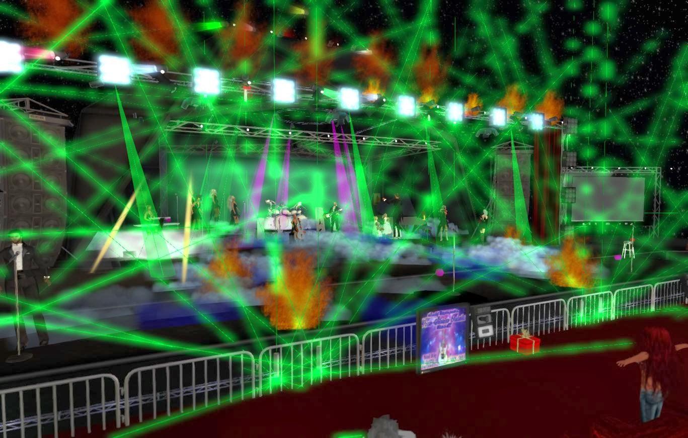 Trans Siberian Orchestra Christmas Lights