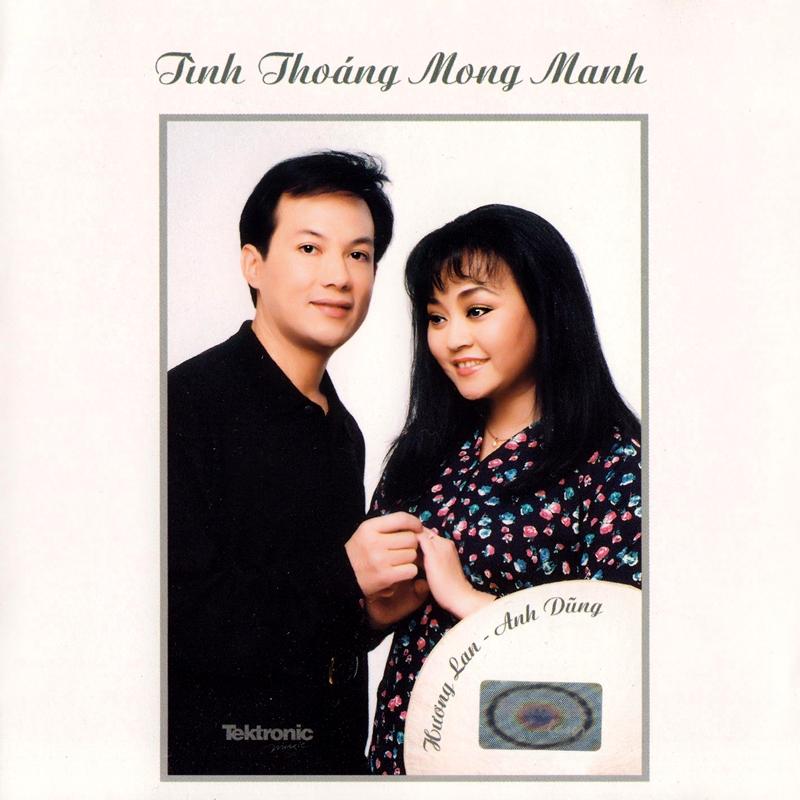 Tektronic CD - Tình Thoáng Mong Manh (NRG)