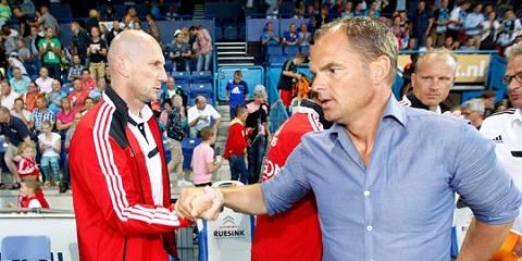 Van Dijk được đánh giá là một sự kết hợp hoàn hảo giữa Jaap Stam và Frank de Boer