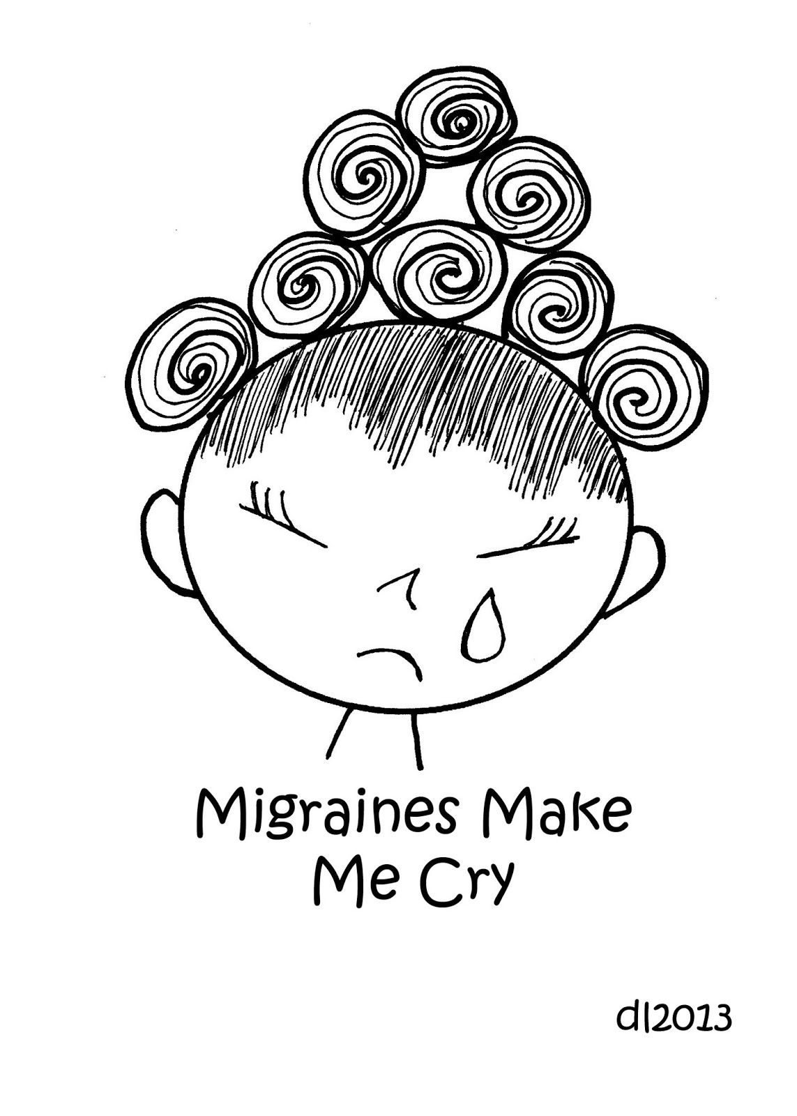 Migraine Monologues Migraineur Of The Month Miss May