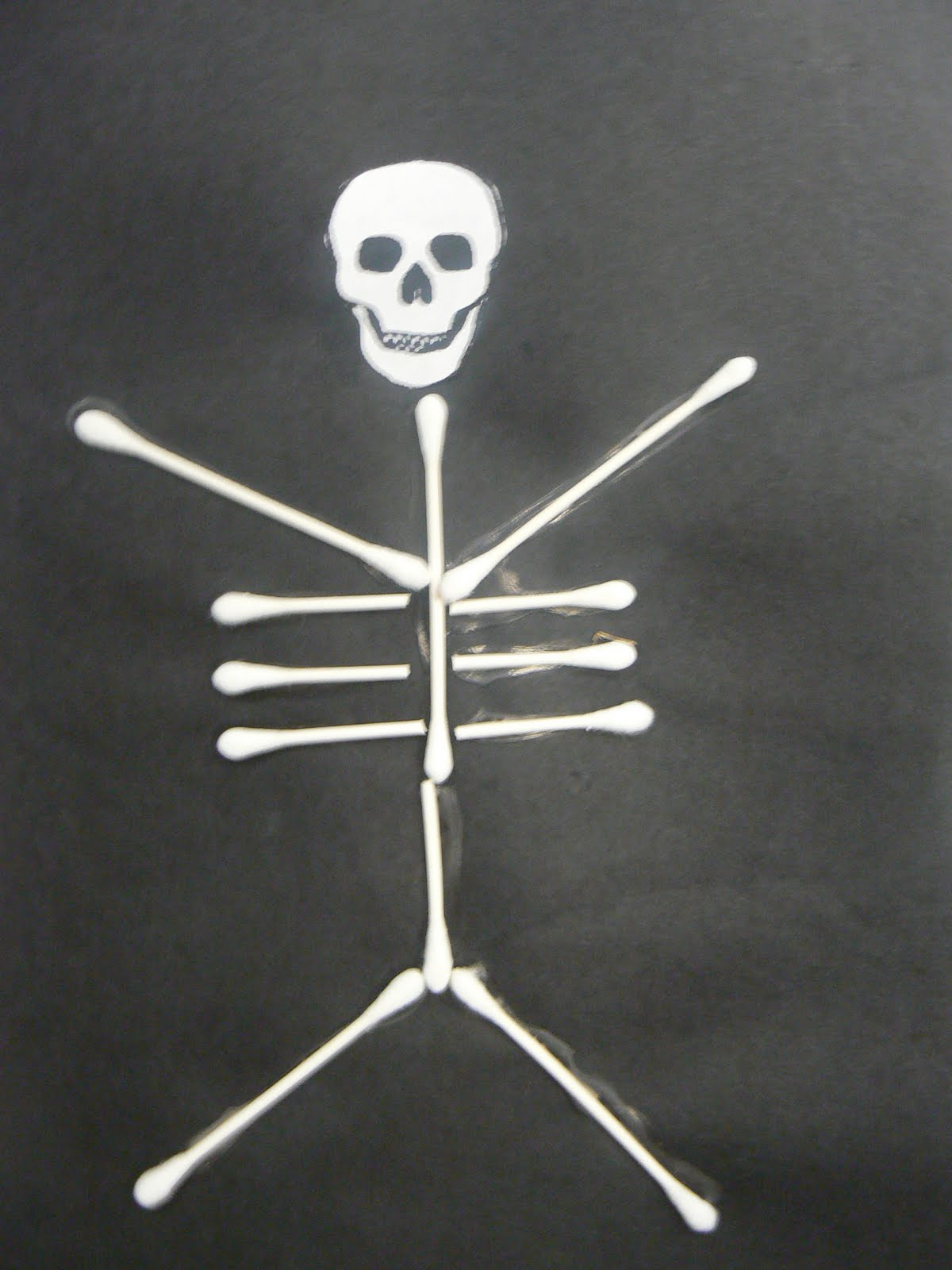Mrs T S First Grade Class Halloween Art