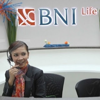 informasi lowongan kerja terbaru PT BNI Life Insurance (BNI Life) 2016 Jabodetabek