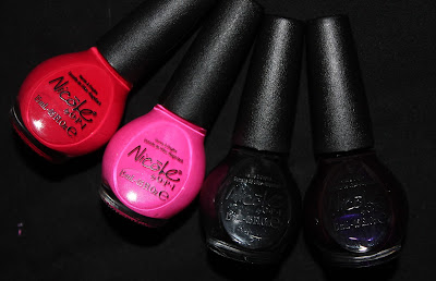 Nicole by OPI Lacquers for 2013 Swatches & Review