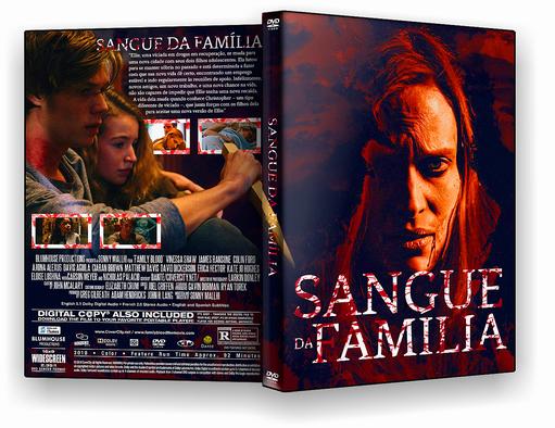 DVD-R SANGUE DE FAMILIA 2018 – AUTORADO