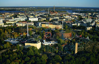 Linnanmäki Laitelippu
