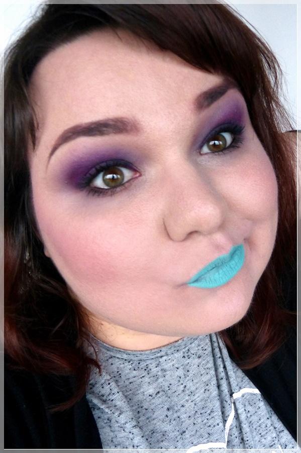 Jeffree Star Breakfest at Tiffany's liquid lipstick
