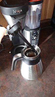 Ninja Coffeemaker Thermal Carafe