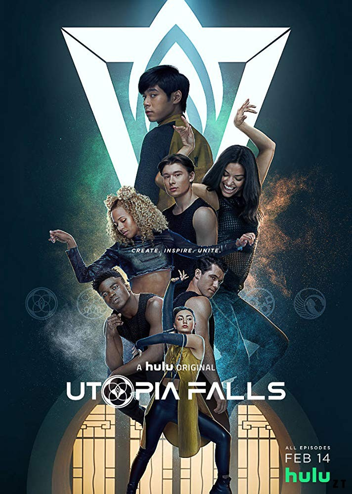 Utopia Falls – Saison 1 [Streaming] [Telecharger]