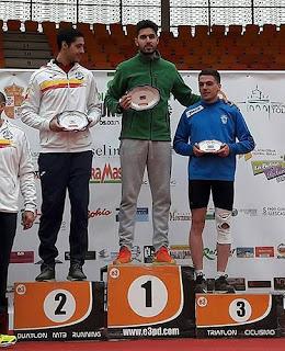 Atletismo Aranjuez en Illescas