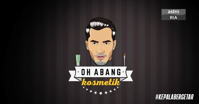 Program Oh Abang Kosmetik Oleh Dato' Aliff D'Herbs