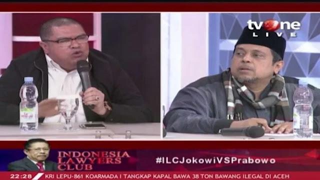 Debat Panas Razman VS Haikal Soal Jokowi Bohong hingga Ijtima Ulama