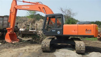 hitachi zaxis 160lc 180lc 180lcn excavator service repair manual instant download