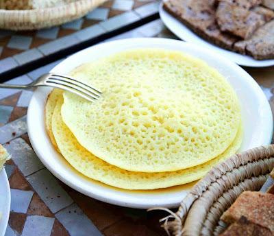 Baghrir Roti Khas Maroko