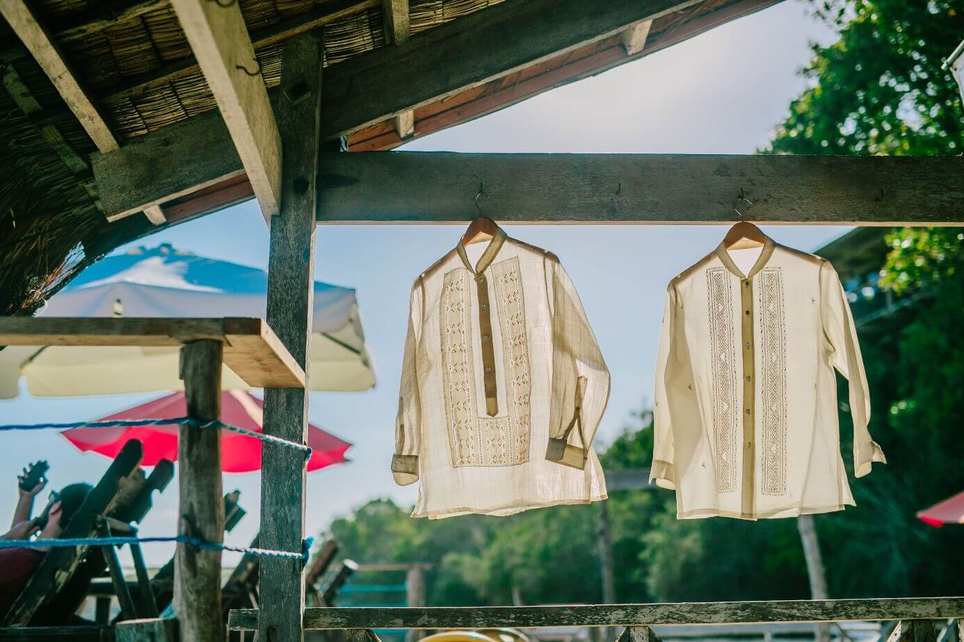 groom's barongs