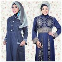 Koleksi Baju Muslim Terbaru 2016