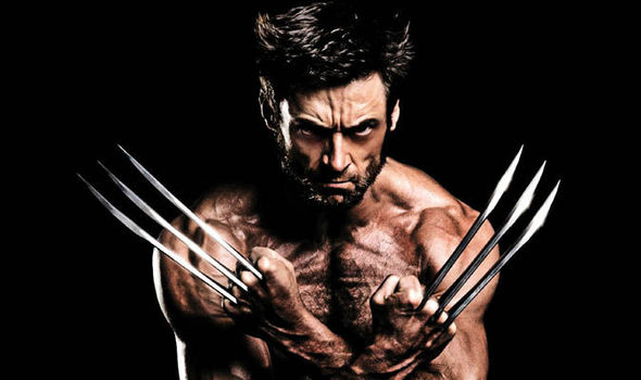 Superhero Wolverine self healing metal