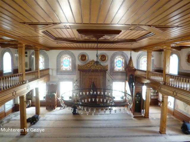 caminin iç mekan resimleri