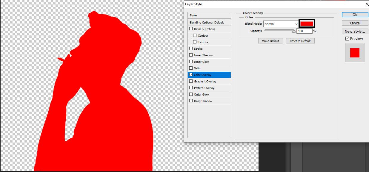 Cara Membuat Foto Siluet Di Photoshop