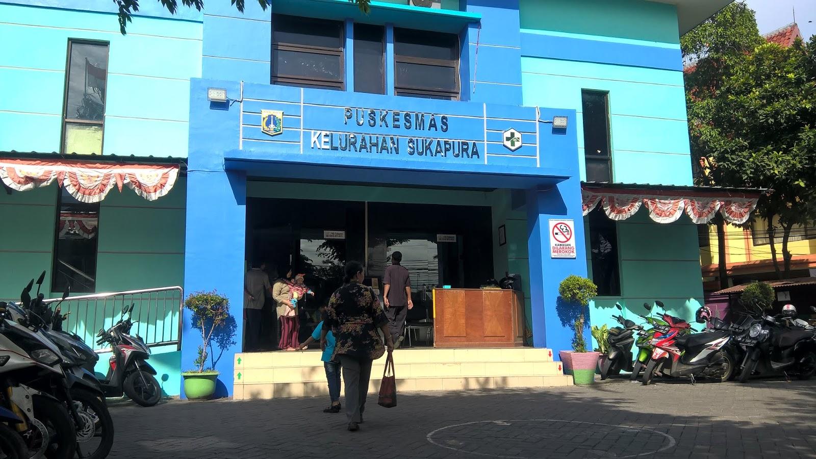 Puskesmas Kelurahan Sukapura