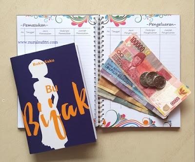 cara mengelola keuangan rumah tangga dan bisnis untuk womenpreneur pengalaman saya dan suami buka buku tabungan tabungan haji bank muamalat indonesia syariah nurul sufitri social media mom blogger writer umroh