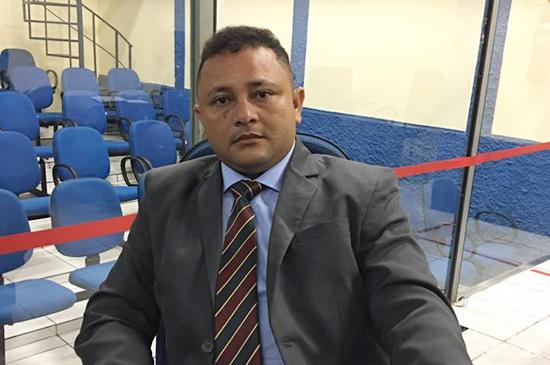 Luís Barbeiro, vereador de Chapadinha, quer dar título de cidadão a Lula