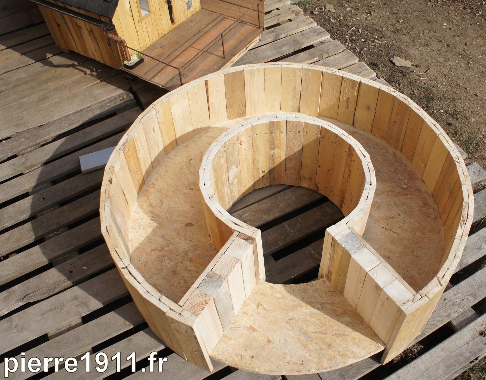 Hervorragend bac de permaculture dans une crèche : la ronde de la vie  SN12