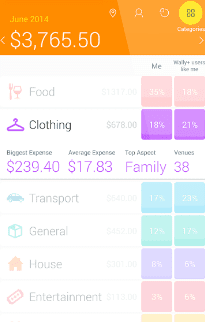 Wally+ Financial App that every college student needs