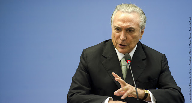 NEWS | Temer: Labor & Welfare Reforms Will Not Be Approved This Year