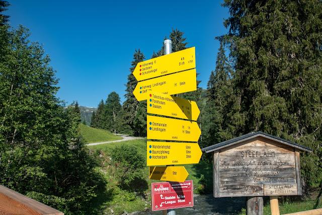 Bergtour Geißstein | Wandern Saalbach | Wanderung SalzburgerLand | Bergwanderung im Glemmtal 03