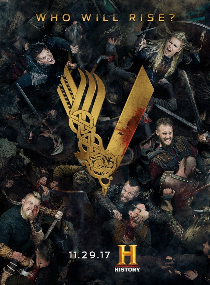 Vikings 2017: Season 5 - Full(2/20)