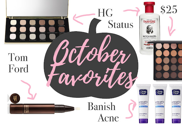 MUST TRY BEAUTY PRODUCTS - OCTOBER FAVORITES http://www.hautehaas.com/2017/11/must-try-beauty-products-october.html