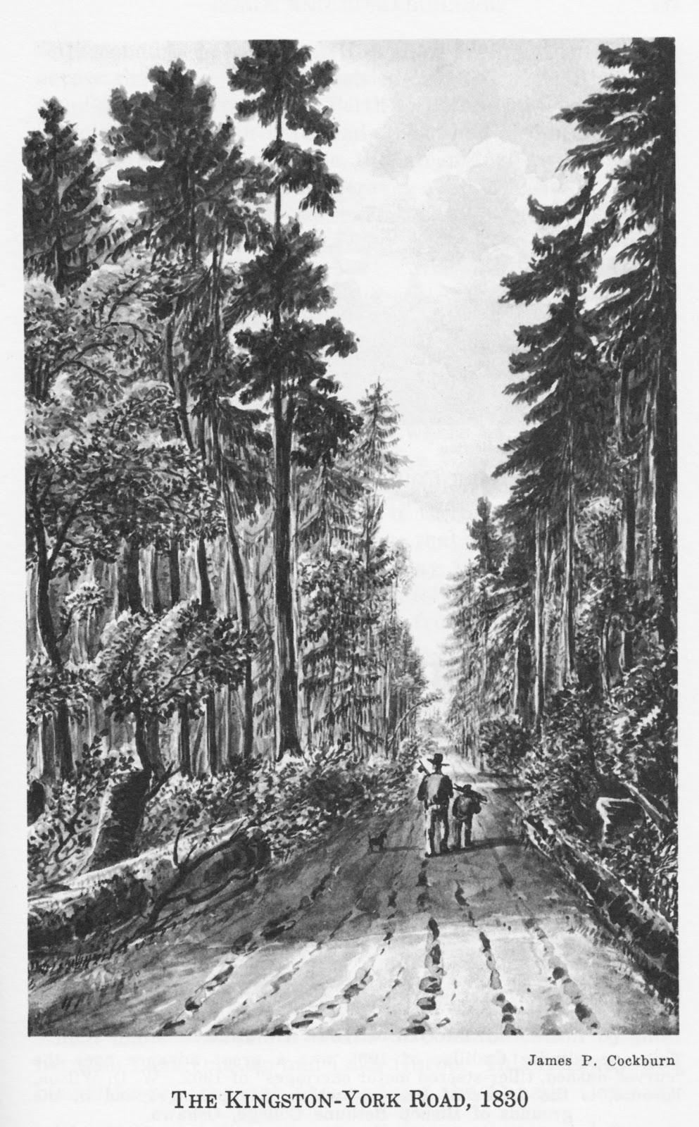 Pioneer Travel in Upper Canada Edwin C. Guillet