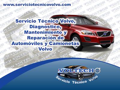 Servicio de Escaner Volvo
