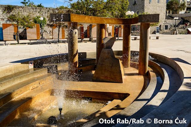 Fontana u Rabu