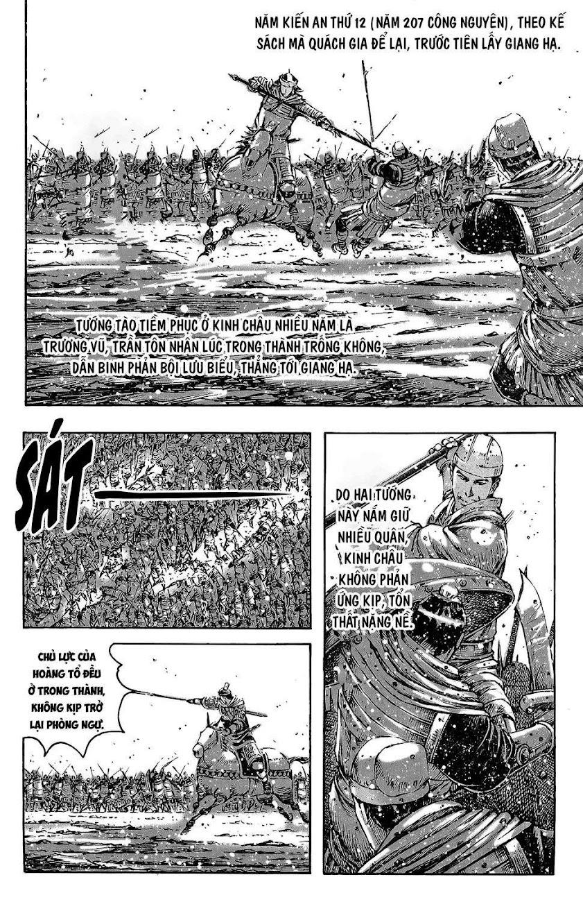 Hỏa phụng liêu nguyên Chương 373: Nhược tướng tàn binh [Remake] trang 10