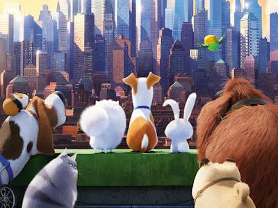 Taquilla USA: Las 'Mascotas' toman el relevo a Dory