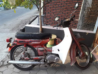 Jual Murah Bebek Lawas Yamaha ,murah ae 2jt