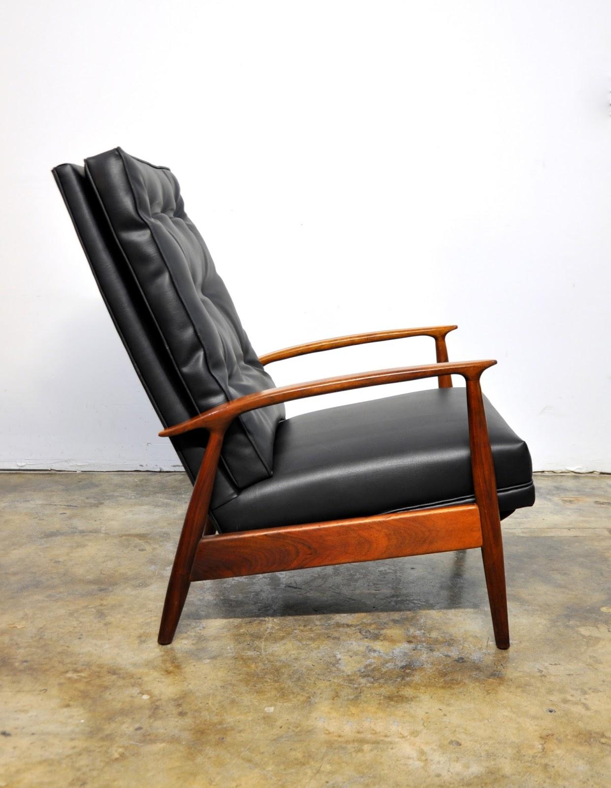 Select Modern Milo Baughman For James Inc Recliner