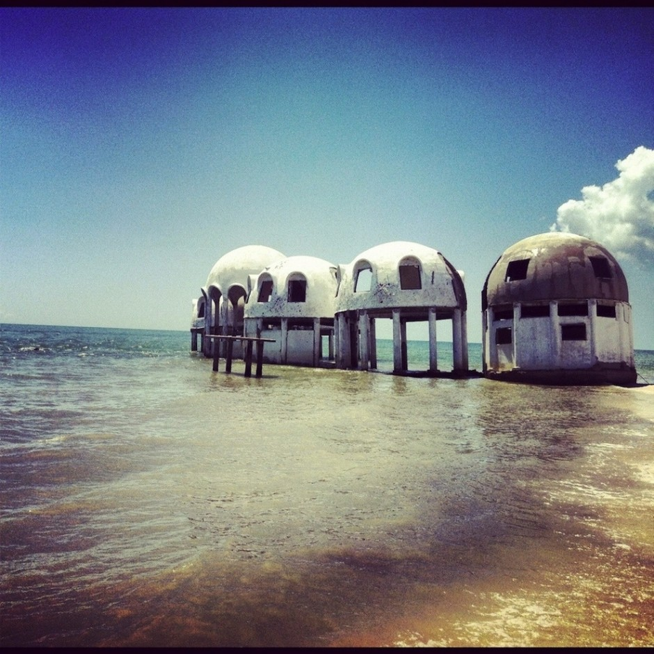 Dome houses, Southwest Florida - 30 Abandoned Places that Look Truly Beautiful