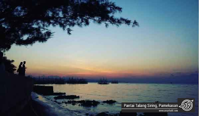 Pantai Talang Siring, Pamekasan | Umar Fadil