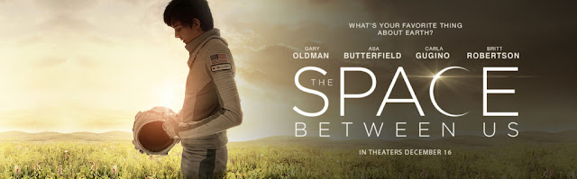 THE SPACE BETWEEN US MOVIE RATING | TEH SPACE MOVIE REVIEW | GARY OLDMAN,ASA BUTTERFIELD | HOLLYWOOD NEWS