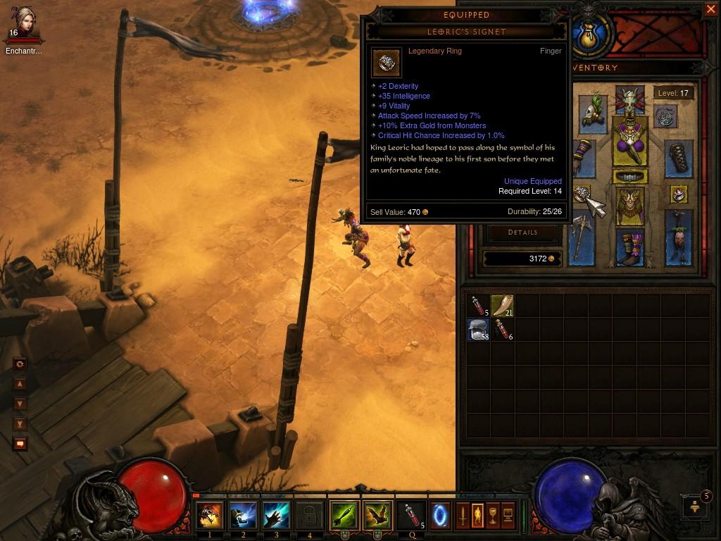 Diablo 3 Legendary Item List | Diablo 3 Legendary Items