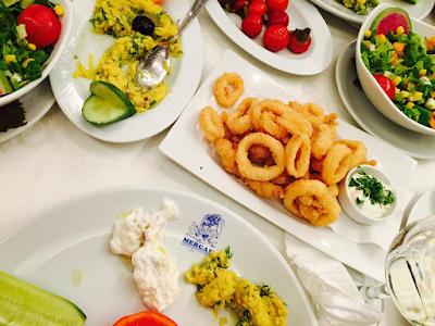 mercan balık restaurant