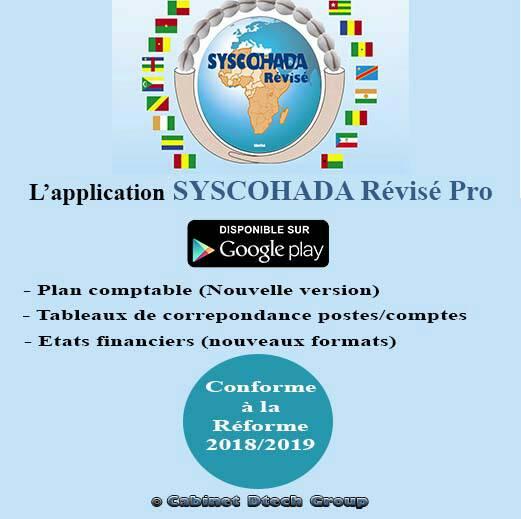 gratuitement plan comptable syscohada