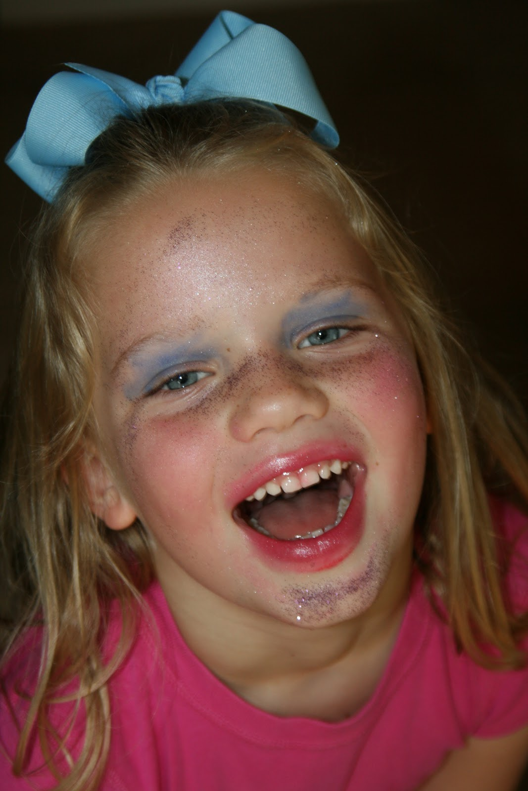 Five Makeup Tips From A Pro Makeup Artist: The Weed Family: Why 5 Year Olds Are Not Allowed To Wear
