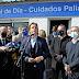 Lacalle Pou inauguró centro de cuidados paliativos en el hospital de Young