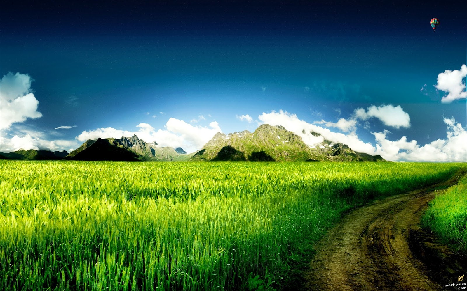 Random Posts for Random People: 10 Beautiful Landscape WallPapers