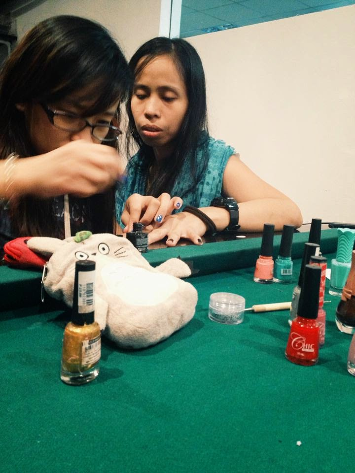 Nail Art Session