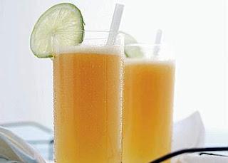 Limonata con succo di melone