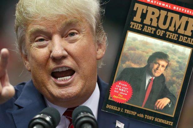 Trump diramal letak jawatan sebelum tempoh perkhidmatan tamat